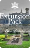 """Пакет """"Экскурсии"""" (2 экскурсии на выбор)"""