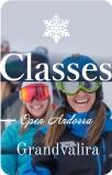 """Занятия с инструктором по горным лыжам и сноуборду курорт """"Грандвалира"""""""