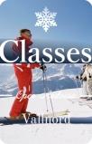 """Занятия с инструктором по горным лыжам и сноуборду курорт """"Вальнорд"""""""