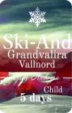 Ski Andorra 5 дней Детский