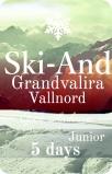 Ski Andorra 5 дней Джуниор