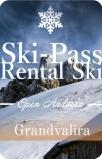 Ски-пасс + Прокат (Грандвалира)