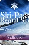 Ски-пасс + Прокат (Вальнорд)